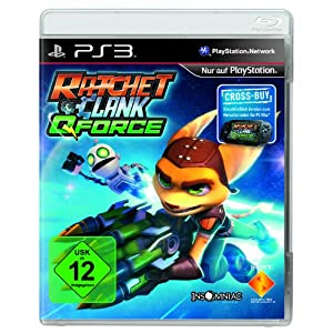 Ratchet & Clank – Q – Force