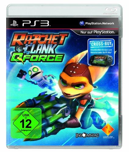 Ratchet & Clank - Q - Force (Clank Ps3 Ratchet)
