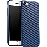 HOCO Ultra thin series carbon fiber PP cover for iPhone 7 sapphire