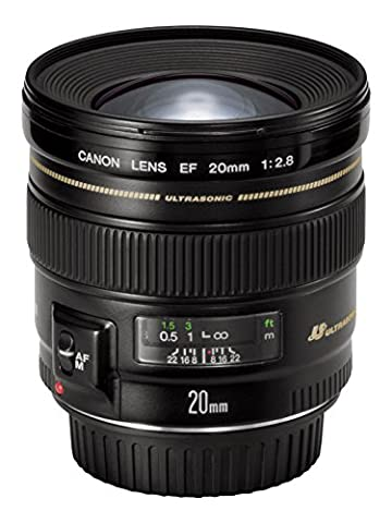 Canon Objectif Grand Angle 20 mm f/2.8