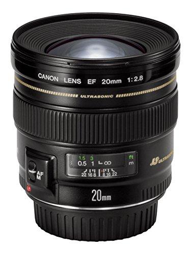 Canon EF 20mm 1:2,8 USM Objektiv (72mm Filtergewinde)