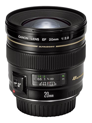 Canon EF 20mm f/2.8 USM - Objetivo