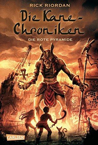 Preisvergleich Produktbild Die Kane-Chroniken 1: Die rote Pyramide
