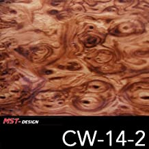 Wassertransferdruck Folie WTD Hydrographic Wurzelholz 2 90cm Breite