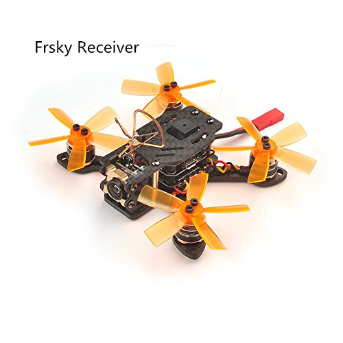 Preisvergleich Produktbild CS PRIORITY Toad 90 Micro Brushless FPV Racing Drone F3 DSHOT BNF Flight Controller with Frsky Receiver