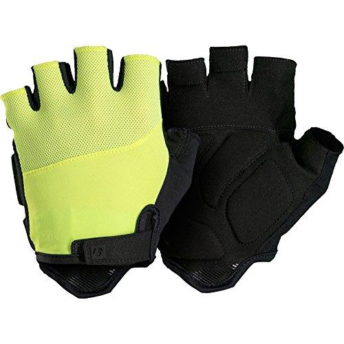 Bontrager Solstice Fahrrad Handschuhe kurz gelb/schwarz 2018: Größe: L (9)