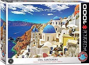 Eurographics 6000-0944 Oia Santorini - Puzzle (1000 Piezas)