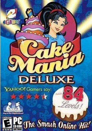 Preisvergleich Produktbild Cake Mania Deluxe