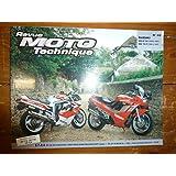 RRMT0083.3 REVUE TECHNIQUE MOTO - SUZUKI GS500E - YAMAHA XV535 Virago S