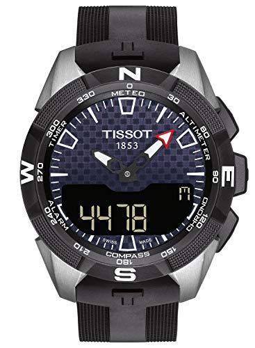 Tissot Herrenuhr T-Touch Expert Solar II T110.420.47.051.01