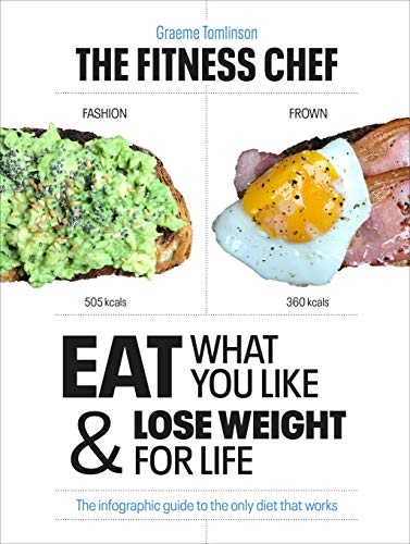 Eat What You Like & Lose Weight For Life: The infographic guide to the only diet that works