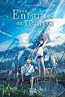 Les Enfants du Temps - Weathering With You (roman) par Shinkai