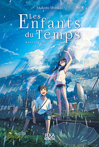 Les Enfants du Temps Edition simple One-shot