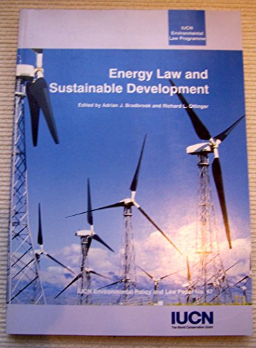 Energy Law And Sustainable Development