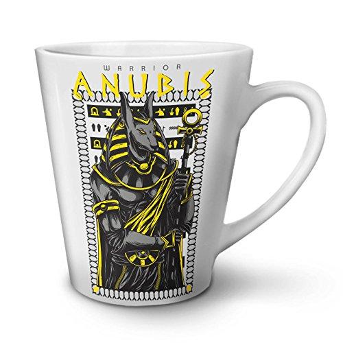 Anubis Alt Gott Mode WeißTee KaffeKeramik Kaffeebecher 12 | (Bis Sport Zum Thema Kleid)