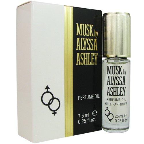 Alyssa Ashley Musk By Alyssa Ashley For Women. Perfume Oil 5ml