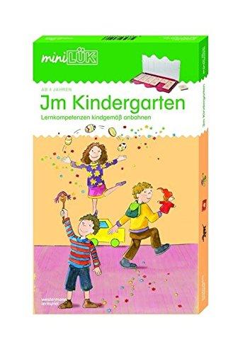 miniLÜK-Sets: miniLÜK-Set: Im Kindergarten: Lernkompetenzen kindgemäß anbahnen