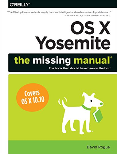 OS X Yosemite: The Missing Manual (English Edition)