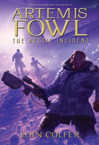 The Arctic Incident Paperback