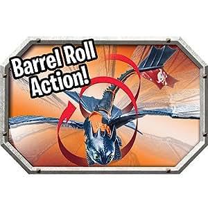 Dragon Defender of Berk - Ohnezahn Barrel Roll Action Drachen