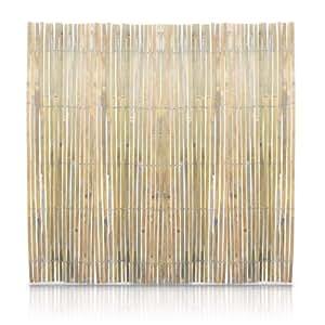 Amazon.de: Sichtschutz Bambus 5 x 2 m