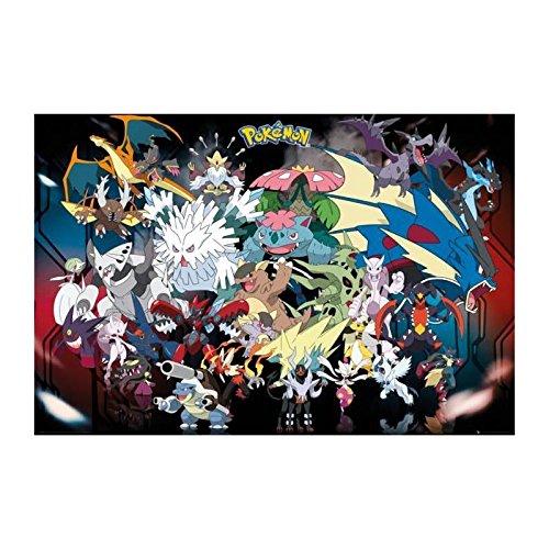 Pokèmon GB Eye, Mega, Maxi Poster, 61x91.5cm