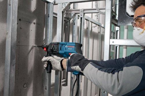 Bosch Professional Bohrhammer im Test: Leistungen und Besonderheiten - 6