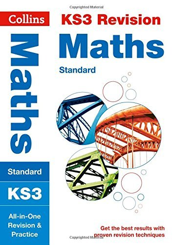 KS3 Maths (Standard): All-in-One Revision and Practice (Collins KS3 Revision and Practice - New 2014 Curriculum) by Collins KS3 (July 1, 2014) Paperback
