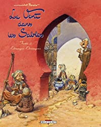 Le Vent dans les Sables, Tome 2 : Etranges Etrangers