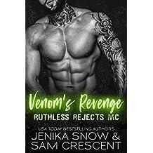 Venom's Revenge (Ruthless Rejects MC, 1) (English Edition)