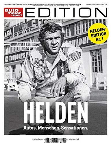auto motor sport Edition - Helden-Edition