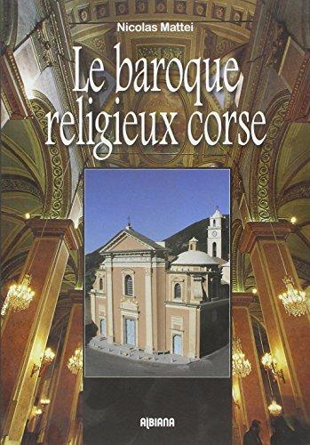 Le baroque religieux corse par Nicolas Mattei