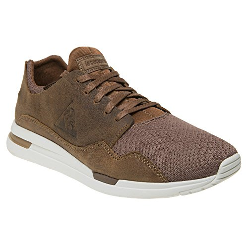 Le Coq Sportif LCS R Pure Pull Up Leather/Mesh, Baskets Basses Homme