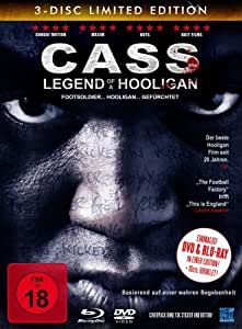 Cass - Legend Of A Hooligan (Limited Edition, 2 DVDs + Blu-ray) [Collector's Edition]