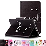 "AYASHO® Samsung Galaxy Tab E 9,6"" Coque , Mode PU Cuir Housse de Protection Pochette Folio Cas Cover Stand Wallet Case Magnétique Couverture Anti Choc pour Samsung Galaxy Tab E 9.6 pouces (SM-T560 / SM-T561 / SM-T565), A06"