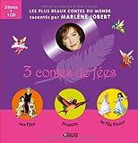 3 contes de fées - Les Fées ; Poucette ; La Fée Flocon (1CD audio)