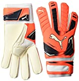 Puma Torwarthandschuhe EVO Power Grip 2 RC, Lava Blast/Total Eclipse/White, 9.5, 040998 30