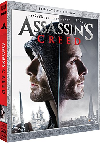 Assassin'S Creed (Blu-Ray 3D+ Blu-ray) [Blu-ray]