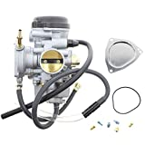 Mengonee Carburetor for Yamaha Big Bear Wolverine Kodiak Grizzly YFM350 YFM400 YFM450 Motorcycle Accessories