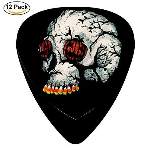 ull 1 Design Guitar Picks (12 Pack),0.46/0.73/0.96 Mm Guitar ()