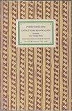 Zigeuner-Romanzen. Federico Garcia Lorca. Deutsch von Enrique Beck, Insel-B?cherei ; Nr. 566