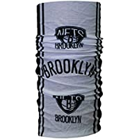 NBA Brooklyn Nets Stirnband Mehrfarbig