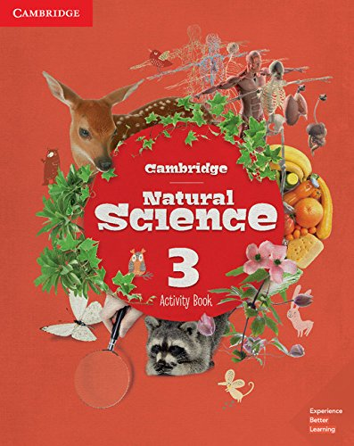 Cambridge Natural Science Level 3 Activity Book (Natural Science Primary)