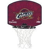Spalding NBA Cleveland Mini canasta de