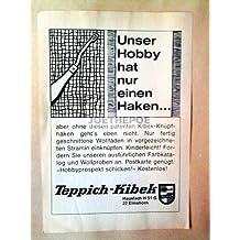 1969 : Anzeige: TEPPICH KIBEK   Format: Ca. 140 X 200 Mm