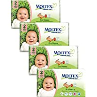 Moltex mini couches Taille 2(168couches)