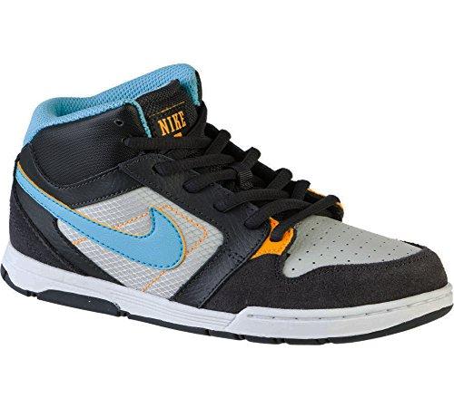 Nike Damen Epic Lux Flash Reflektierende Lauf-Tights, blau (Donnerblau/Schwarz), XS