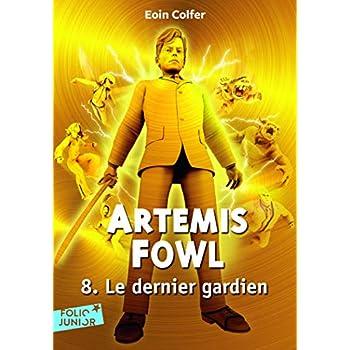 Artemis Fowl, 8:Le dernier gardien