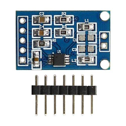 Kongnijiwa Module PAM8302A 2.5W Amplifier Module Class-D-Verstärker-Modul Audio Board-Werkzeuge Single Channel Development Board