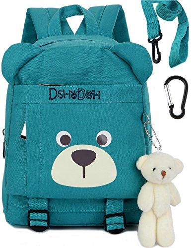 Imagen de  infantil niños guarderia perro oso animales algodón saco preescolar bambino bebes viaje niño